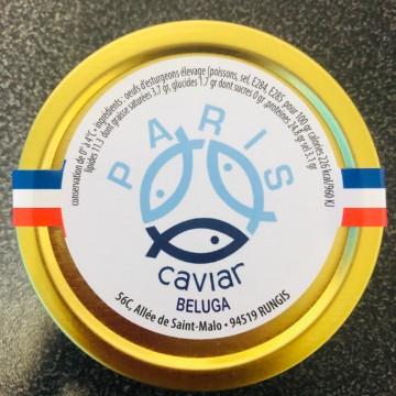 Caviar Beluga Imperial